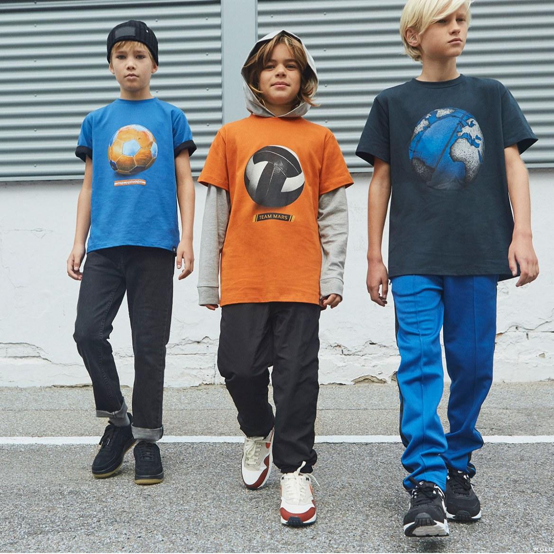 Kinderen Jongens klein