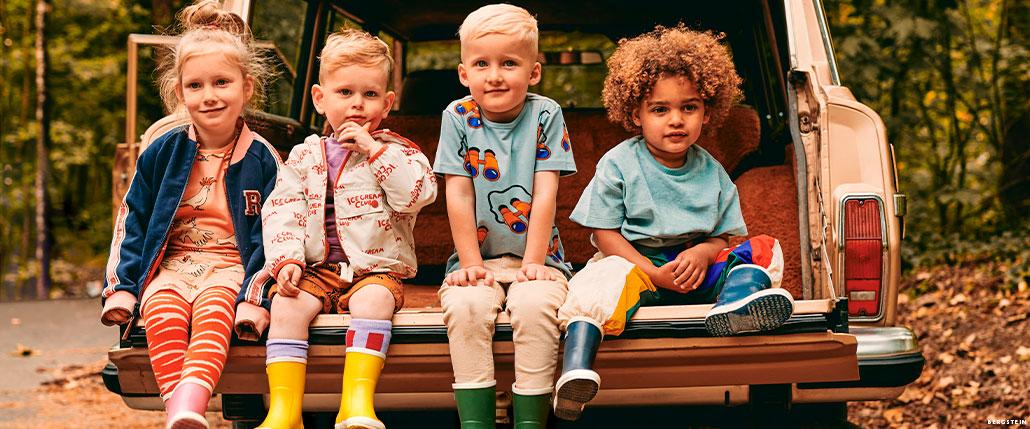 Van Tilburg Nistelrode Schoenen Kids  afdeling