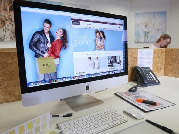 Senior Grafisch vormgever / Webdesigner
